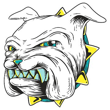 Bulldog by digsterdesigns