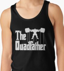 The Quadfather Tank Top