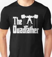 The Quadfather Unisex T-Shirt