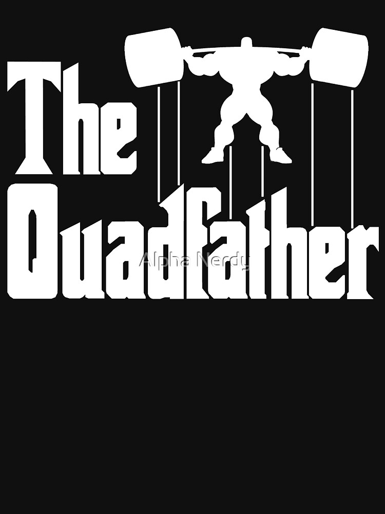 The Quadfather by kaytee137