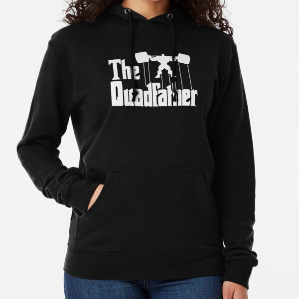 The Quadfather Lightweight Hoodie