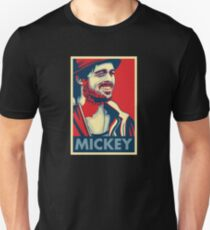 "Mickey O'Neil ""Hope"" Poster T-Shirt"