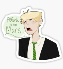 draco- a very potter musical Sticker