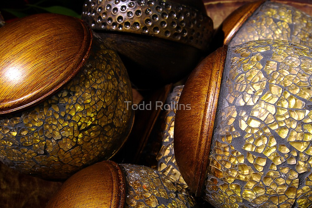 Orbs. by Todd Rollins