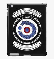 Taifalos Family Crest (Coat of Arms) iPad Case/Skin