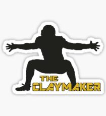 The Claymaker Sticker