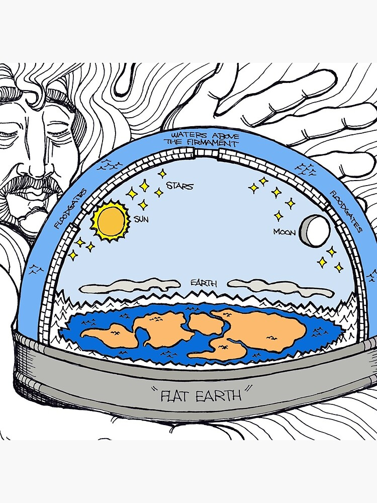 Flat Earth by catmassey2021