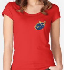 Munster Rugby Women's Fitted Scoop T-Shirt