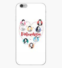 Broadway Falsettos iPhone Case