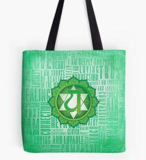 Heart Chakra - Awareness Tote Bag