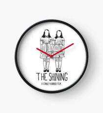 THE SHINING Clock