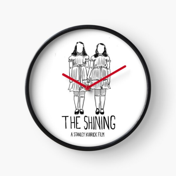 THE SHINING Clock