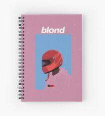 Frank Ocean - Blonde Design Spiral Notebook