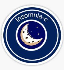 Insomnia Cookies Sticker