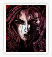 Weep No More Amelia Pond Sticker