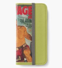 Doc Savage / 326071 iPhone Wallet/Case/Skin