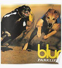 Blur- Parklife Poster