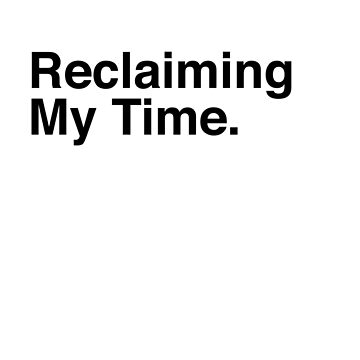 Reclaiming My Time Maxine Waters by TheVeeboo