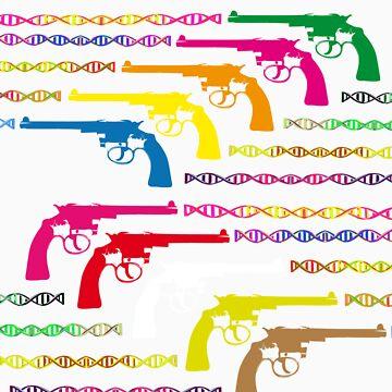 Loaded with DNA by bakkiepleurtop