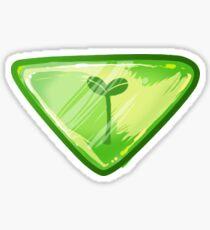 Peridot || sprout Sticker