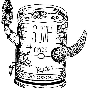 Soup Can by TheArtisticDude