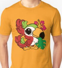 above the Sea- Toucan T-Shirt