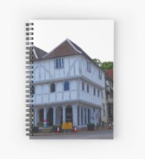 Guildhall, Thaxted Spiral Notebook