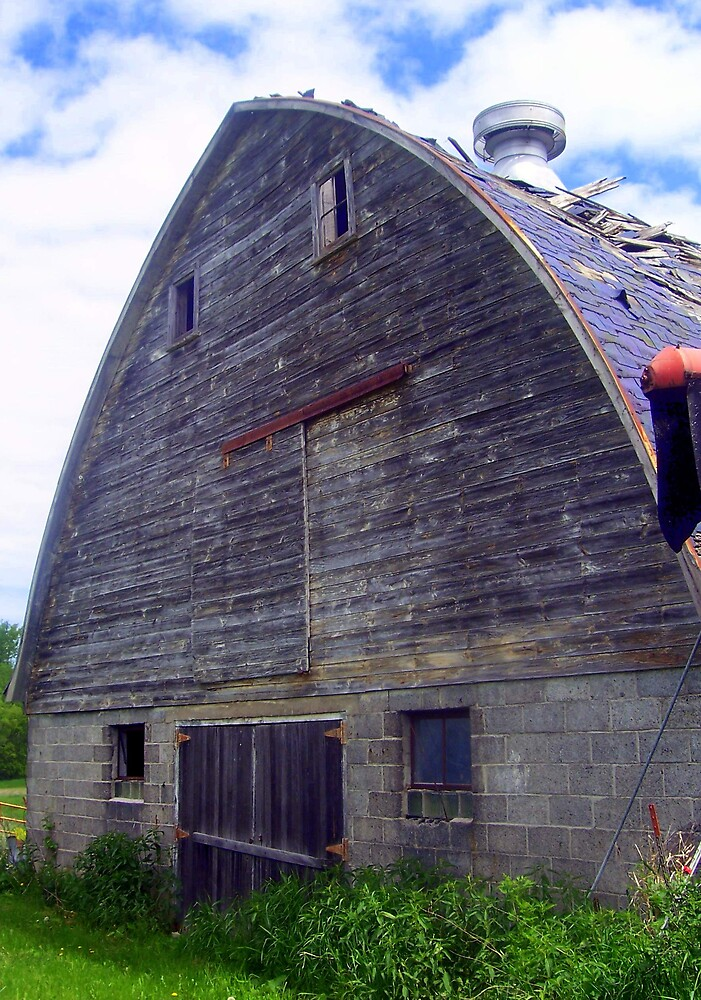 Old Barn by babyangel