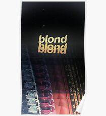 Frank Ocean - Blonde (x3) Poster