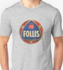 Cycles Follis Unisex T-Shirt