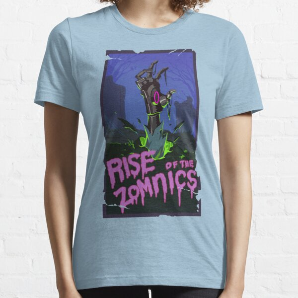Rise of the Zomnics! Essential T-Shirt