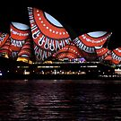Vivid 2016 Opera House 23 by Jane Holloway