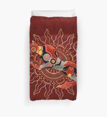 Funda nórdica Red Lion Batik