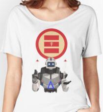 Robot Logic Women's Relaxed Fit T-Shirt