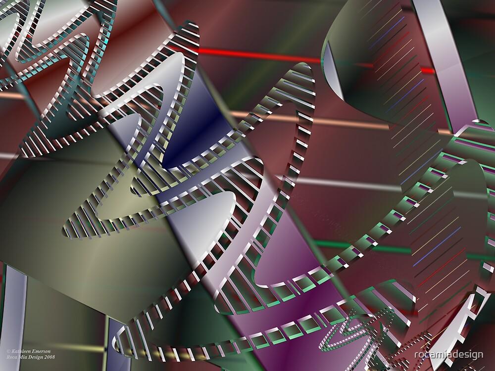 Schizophrenia by rocamiadesign