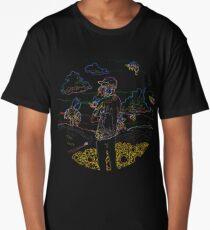 Scum Fuck Neon Boy - Tyler, The Creator Long T-Shirt