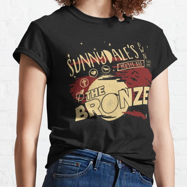 Sunnydale's The Bronze Classic T-Shirt