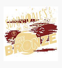 Sunnydale's The Bronze Photographic Print