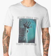 Flat Earth -Black Hole Sun Men's Premium T-Shirt