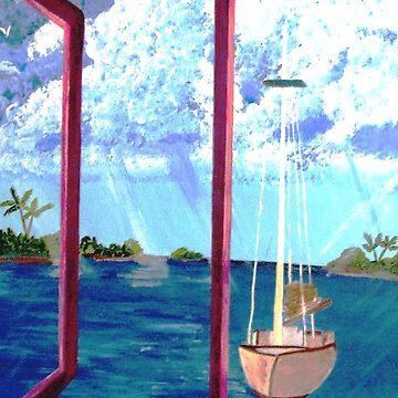 Window View............. by kjgordon
