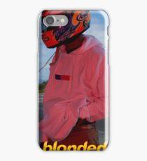 Frank Ocean - Blonde - Helmet iPhone Case/Skin