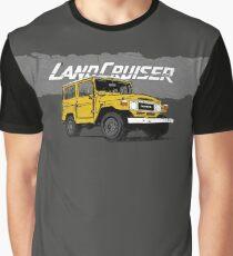 FJ40 land cruiser  Graphic T-Shirt