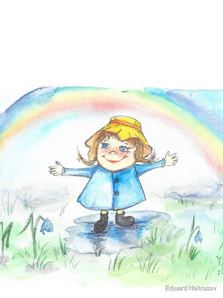 After the rain by Sadykova