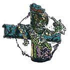Zombie Jesus Logo by godSwill