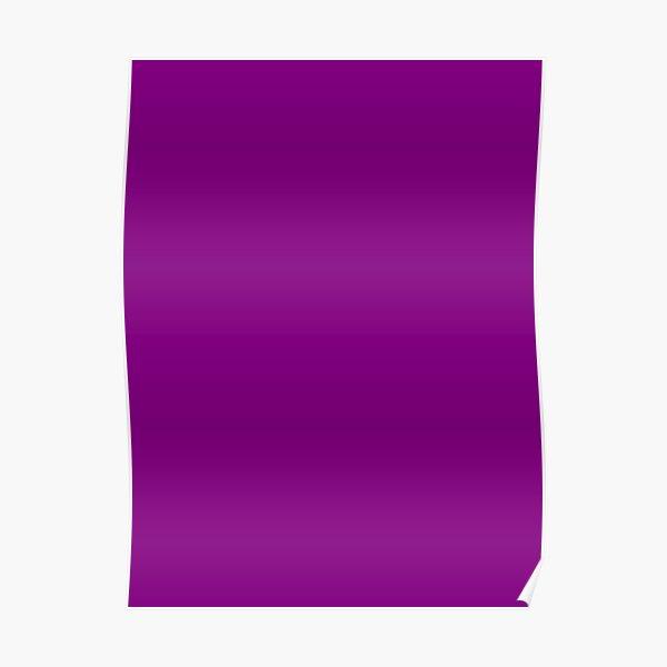 Purple Violet Poster