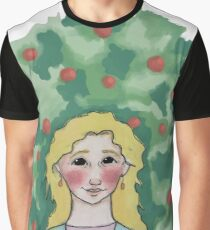 Luna Lovegood With Dirigible Plums Graphic T-Shirt