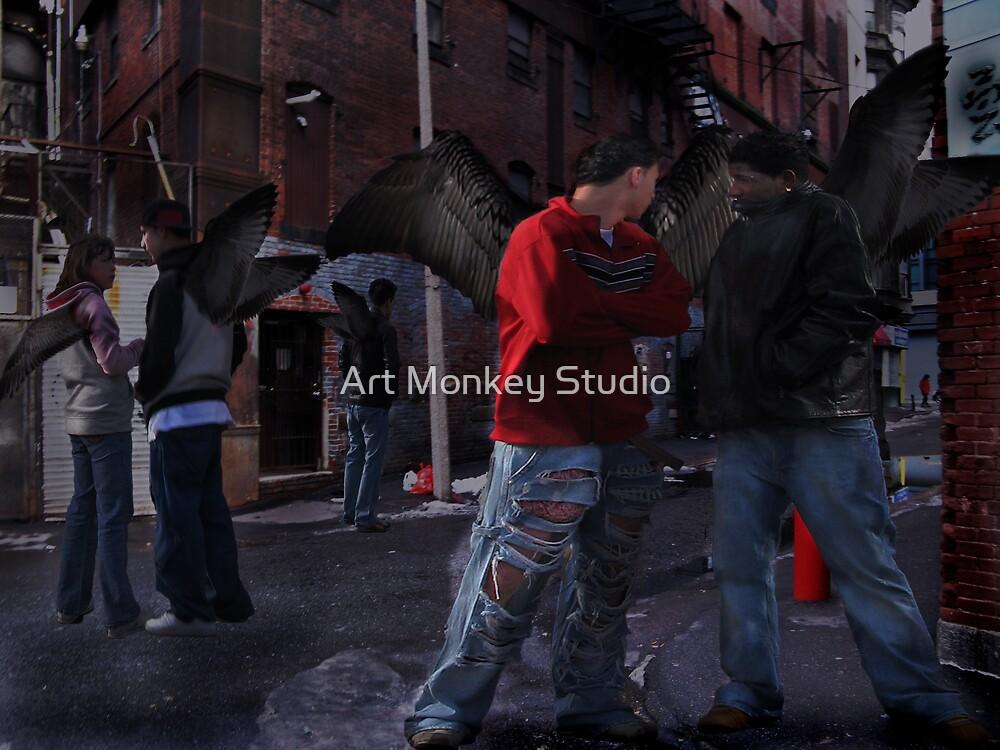 Street Angels by Dan Perez
