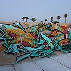 Palm Springs Graffiti by SamuelMolina