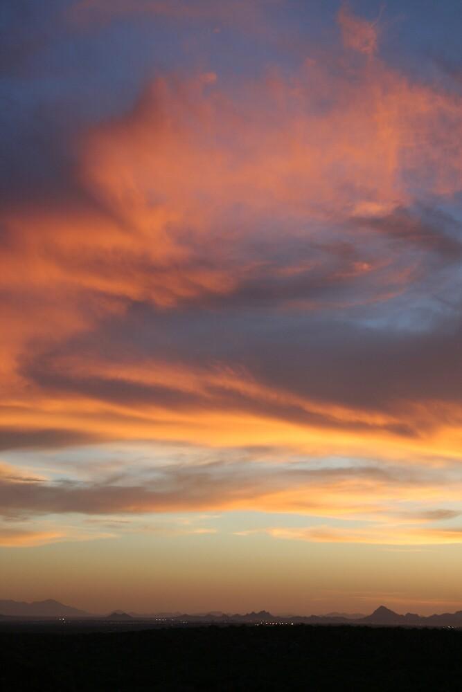 Arizona Sky by noffi