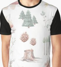 Woodland Finds Graphic T-Shirt